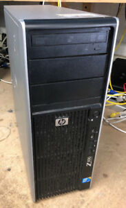 HP Z400 Workstations For Sale! Intel Xeon Quad-Core! 8GB RAM!