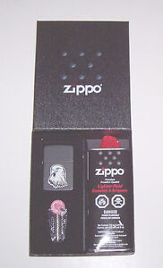 Vintage Zippo Eagle Lighter Made in Bradford PA USA London Ontario image 1