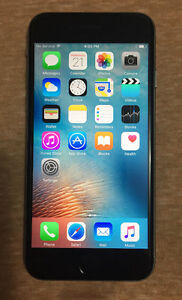 iphone 6s Space Grey 64GB UNLOCKED