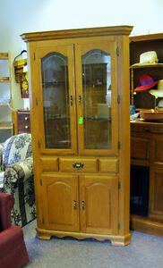CHINA CABINET, BUFFET
