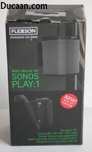 NEW Flexson - Wall Mount For SONOS Play:1 – *FACTORY SEALED*