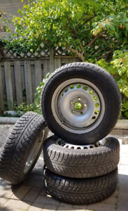 Rims and Tires for VW