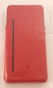New OEM Red BlackBerry Z10 Microfiber Pocket Cover Case Kitchener / Waterloo Kitchener Area image 2