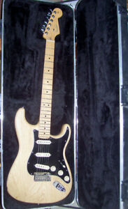 "2010 Fender FSR ""ASH"" body strat. limited run of 20-30?"