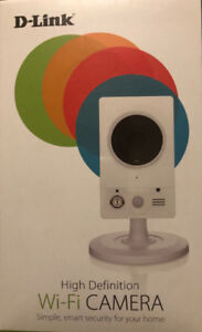 Indoor Security Camera - D-Link