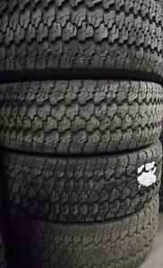 $550 TOTAL PRICE Silent Armor LT265/70/17-75-85% TREAD(4 TIRES)