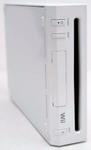 Wii console with Disney Infinity and Wii Sports