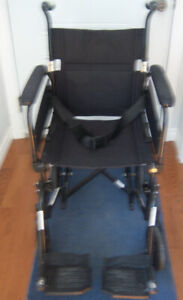 TRANSFER WHEEL CHAIR
