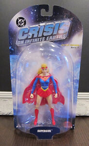 Crisis on Infinite Earths Supergirl Action Figure - BNIB