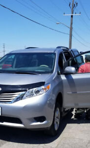 Accessible Toyota Sienna