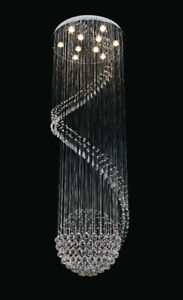 Crystal Chandelier E