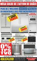 Mega Solde ELECTROS VIKING & 0 TAXE sur PLOMBERIE DU 8 AU 12....