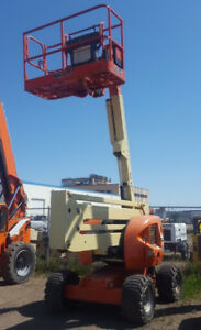 2012 JLG 450AJ Articulating Boom Manlift - Finance from $885/mo