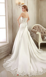 1000$ wedding dress on sale only 190$!