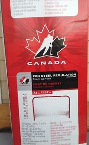 TEAM CANADA REGULATION PRO SHOT HOCKEY NET