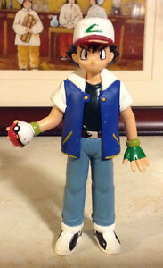 POKEMON GO!!!!! VINTAGE POKEMON TRAINER ASH KETCHUM 1998