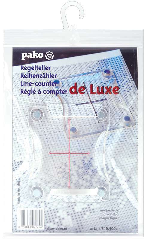"Pako Magnetic Line Counter 3.375""X4""  999990725829"