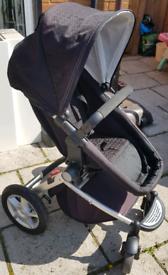 Mothercare my4 pram stroller