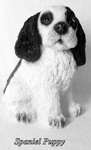 English Springer Spaniel Statue, excellent condition and quality