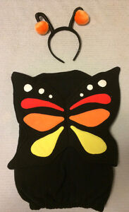 Cozy Butterfly Costume Toddler 2T-3T