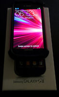 GALAXY S2 *16GB*FACTORY UNLOCKED WORK WITH ALL CARRIERS INCLUDE