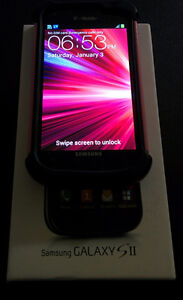 GALAXY S2*16GB*FACTORY UNLOCK WORK WITH ALL CARRIER INCLUDE WIND