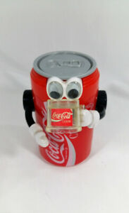 Coca Cola Change Bank Coin Launcher Coin Eater Pop Can Mechanic