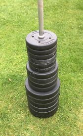 Exercise pro-power weights