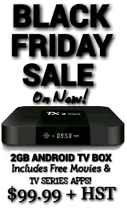 2GB ANDROID TV BOX BLACK FRIDAY SALE ON NOW AT NORTHSIDE MARKET