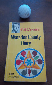 Bill Moyer's Waterloo County Diary, CHYM, Kitchener