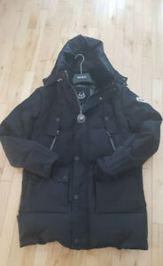 mens winter down jacket
