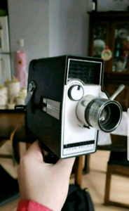 Bell and Howell Zoom Reflex Movie Camera