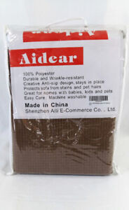[SEALED] Aidear Sofa Couch Slipcover 23-43inch Light Coffee
