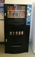 SEAGA HF2500 Combo Vending Snack Pop Chip Candy Machine