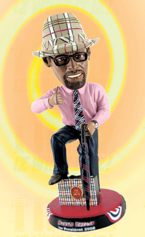 Mac Dre - Ronald Dregan Bobblehead NEW IN BOX / LOW-NUMBERED LIMITED EDITION