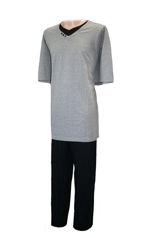 Espionage Cotton Jersey Pyjamas