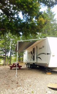Crowsnest Camping - the easy way