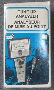 USED Seares TuneUp Analyzer - NOT for EFI engines