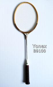 Vintage Yonex B-9100 Badminton Racket