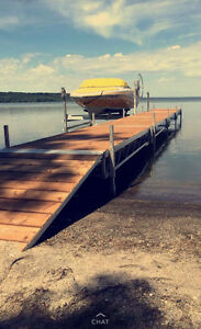 Aluminum Dock
