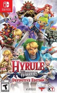 Trading Hyrule Warriors Definitive Edition for Persona 5 on PS3