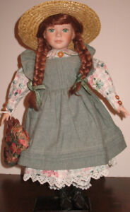 "22"" Anne of Green Gables Turn of the Century Ltd. Ed 332/100 Box"