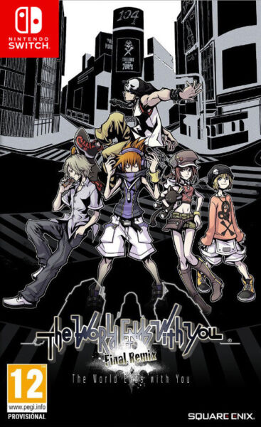 Nintendo Switch The World Ends With You: Final Remix (new)