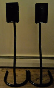 """""""Sound Dynamics"""" Pair of Surround Home Theater Speakers"""