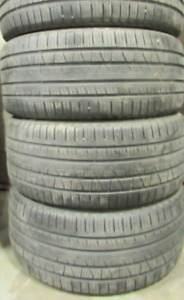 A SET OF TIRES AT 60% TREAD ()()()P255/40R19()()() These are aro