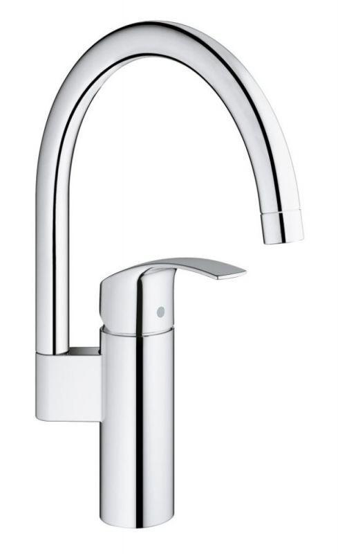 miscelatore rubinetto cucina GROHE EUROSMART NEW   33202002   33202 002