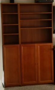IKEA Billy Bookcases - $225 OBO