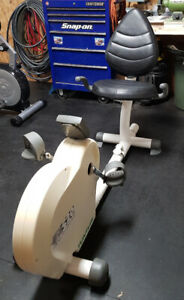 "RECUMBENT EXERCISE BIKE "" EUROPEAN MADE "" GREAT QUALITY"