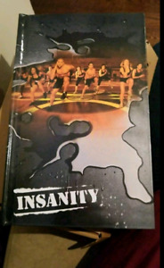 Insanity Workout 13 dvds total