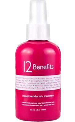 12 Benefits Hair Treatment 6oz
